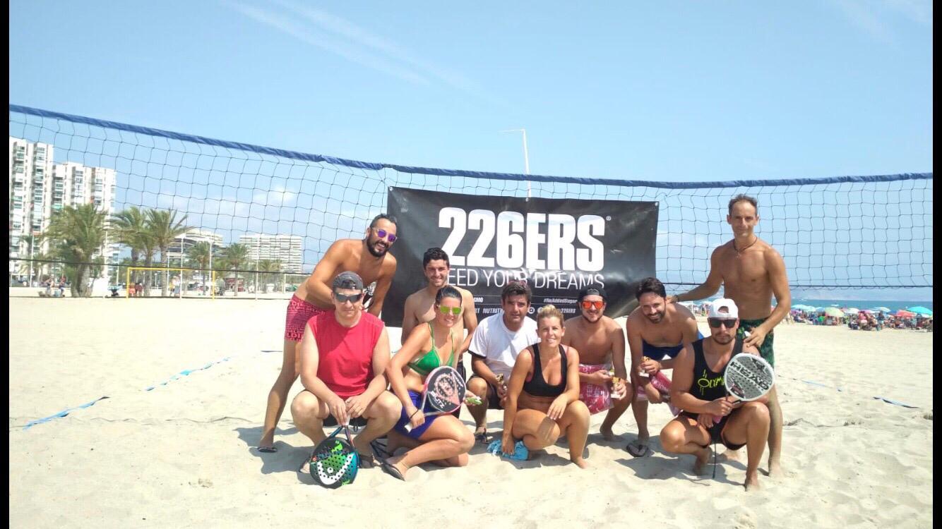 torneos playa