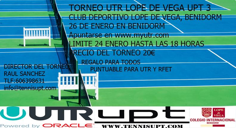 UPT 3 LOPE